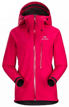 Куртка Alpha SL Jacket Women's Radicchio